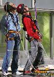 Expedition Österr. Ziel (Dach + Zeltlager) - Milleniumstower - Mo 20.09.2004 - 10
