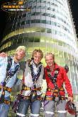 Expedition Österr. Ziel (Dach + Zeltlager) - Milleniumstower - Mo 20.09.2004 - 20