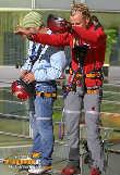 Expedition Österr. Ziel (Dach + Zeltlager) - Milleniumstower - Mo 20.09.2004 - 43