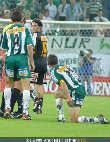 Rapid - Salzburg Fussball special - Hanappi Stadion - Sa 07.08.2004 - 103