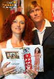 Buchpräsentation Lugner Christina - Skybar - Di 14.09.2004 - 33