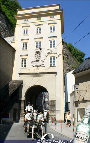 Sightseeing Tour & a little bit culture - Salzburg - Di 22.07.2003 - 30