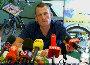 Pressekonferenz Lance Armstrong (TdF-Sieger 2003) - Graz - Di 29.07.2003 - 14