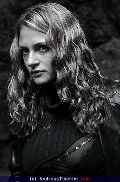 Fotoshooting mit Martina - Schlosspark Laxenburg - Fr 17.10.2003 - 8