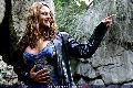 Fotoshooting mit Martina - Schlosspark Laxenburg - Fr 17.10.2003 - 94