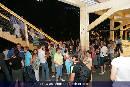 Eröffnung - Badeschiff - Mi 12.07.2006 - 18