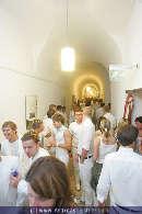 Fete Blanche Teil 2 - Orangerie Schönbrunn - Mo 14.08.2006 - 25