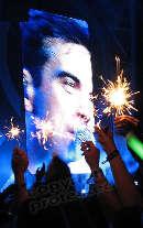 Robbie Williams live - E. Happel Stadion - Sa 19.08.2006 - 109