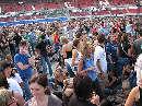 Robbie Williams live - E. Happel Stadion - Sa 19.08.2006 - 23