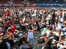 Robbie Williams live - E. Happel Stadion - Sa 19.08.2006 - 3