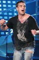 Robbie Williams live - E. Happel Stadion - Sa 19.08.2006 - 99