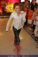 Kindermoden Show - Steffl - Do 24.08.2006 - 69