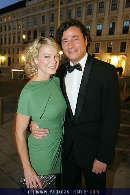 Louis Vuitton Gala - Hofburg - Do 07.09.2006 - 12