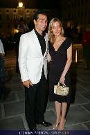 Louis Vuitton Gala - Hofburg - Do 07.09.2006 - 32