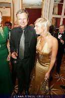 Louis Vuitton Gala - Hofburg - Do 07.09.2006 - 38