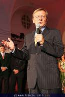 Wir für Schüssel - Orangerie - Fr 15.09.2006 - 13