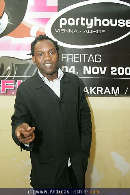 Dr.Alban - Partyhouse - Fr 06.10.2006 - 1