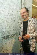 Opening - Missoni Store - Do 12.10.2006 - 12