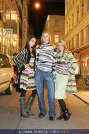 Opening - Missoni Store - Do 12.10.2006 - 87