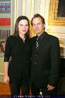 Premierenfeier - Britische Botschaft - Di 07.11.2006 - 21