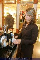 Nespresso Präs. - Kaufhaus Steffl - Do 16.11.2006 - 16