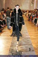 Pelz Modenschau - MAK - Di 03.10.2006 - 55