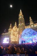 Silvester - Rathausplatz - So 31.12.2006 - 7