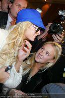 Paris Hilton Ankunft - Hilton Vienna - Mi 14.02.2007 - 4