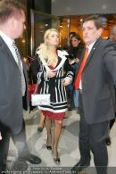 Paris Hilton - Hilton Vienna - Mi 14.02.2007 - 15