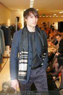 Modenschau - Armani - Di 27.02.2007 - 10