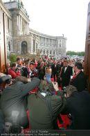 Romy Gala - Ankunft - Hofburg - Sa 21.04.2007 - 46