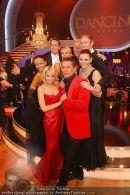 Dancing Stars Aftershow - ORF Zentrum - Fr 27.04.2007 - 8
