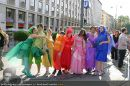 Regenbogen - Wien Ring - Sa 30.06.2007 - 14