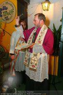 Weintaufe - Heuriger Wolff - Mi 07.11.2007 - 19