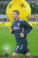 Beckham Special - Happel Stadion - Fr 16.11.2007 - 29