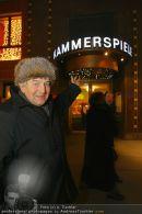 Premierenfeier - Kammerspiele - Do 20.12.2007 - 21