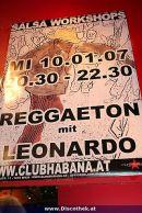 Club Habana - Habana - Fr 05.01.2007 - 21