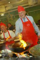 Promi Sushi Kochen - Lugner City - Mi 05.12.2007 - 18