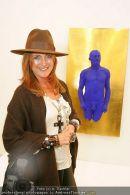 Yves Klein Ausstellung - MQ - Di 06.03.2007 - 1