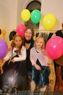 Store Opening - Zirkus Kinderfashion - Mi 20.02.2008 - 11