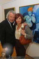 Heinz Jonak Ausstellung - Galerie Wohlleb - Mi 27.02.2008 - 14