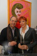 Heinz Jonak Ausstellung - Galerie Wohlleb - Mi 27.02.2008 - 2