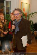 Heinz Jonak Ausstellung - Galerie Wohlleb - Mi 27.02.2008 - 20