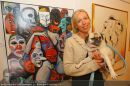 Heinz Jonak Ausstellung - Galerie Wohlleb - Mi 27.02.2008 - 3