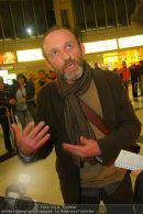 Markovics Ankunft - Flughafen - Mi 27.02.2008 - 19