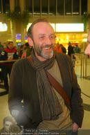 Markovics Ankunft - Flughafen - Mi 27.02.2008 - 9