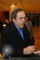 Platini Ankunft - Hilton Vienna - Di 11.03.2008 - 4