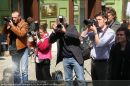 Dreharbeiten - 1070 Wien - Do 24.04.2008 - 3