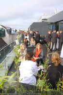 Haubenauflauf - Erste Bank Lounge - Mo 19.05.2008 - 10