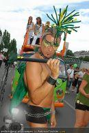 Regenbogen Parade - Ringstrasse - Sa 12.07.2008 - 111